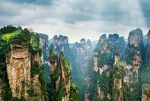 TRAVEL: China / by Amy Bannon