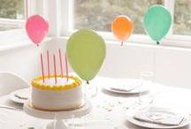 Juniper's first birthday party