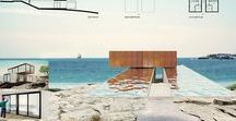 S H E E T S / Architectural Projects, Sheets, Boards, Plans, Drawings Mimari Planlar, Çizimler, Paftalar