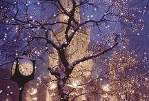 Vinter / Vinterbilleder