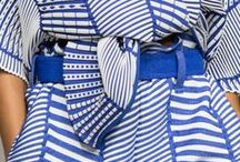 Pattern Fashion / Stripes, dots and all that