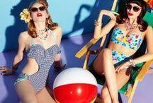 Swimwear, Sand and Summer / Swimwear