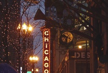 ....chicago*hometown / by Heather Murphy