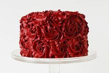 Food - Red Velvet / I love ALL THINGS RED VELVET. It's a slight addiction of mine. SO!