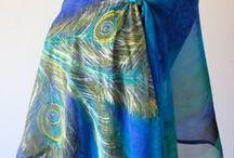 Fashion Accessories & Apparel / Joy Silk, Mama Mahoney Creations, Julie Clark Art, The Write Stuff Design, eab Rainbow Crafts, Seasons of Wool, Rotem Gear, Christine & Company, Shanna's Tie Dye, Neecy's Neccessities, Caribbean Dreams