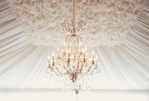 Chandelier Love  / Chandeliers can be a gorgeous to add the right amount of ambiance and romance to any venue or space