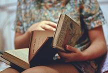 Books, books, & more books... / by Gloria Tonks