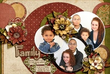 Family/Home - ScRaP PaGes / by Tonda Lee