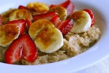 Breakfast- Oatmeal / by Tracy B