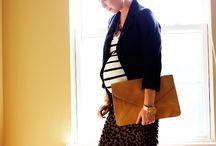 My Maternity style