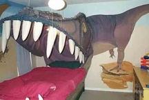 Dino Decorating