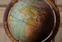 Globes, Maps & Travels