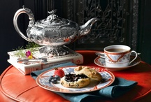 Entertain / Table settings and home decor.  How to entertain in your home.  All products available at Michael C. Fina.
