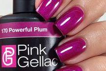 Soak-Off Gel Polish Swatches / Soak-off gel (SOG) nail polish swatches