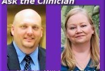 Ask the Clinician / Migraine and headache questions answered by Dr. John Claude Krusz and Teri Robert.