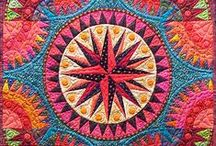 Quiltaholic / Quilts and quilt inspiring  / by Sandy Braddy
