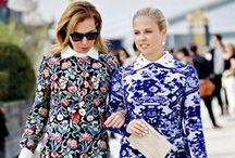 ELLE - Fashion Week s/s 2014 / by ELLE Nederland