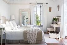 Home Staging: Bedroom Ideas / Inspiration for staging and decorating bedrooms.