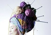 RLT Knits / I love to knit... It's my safe place away from thinking about HIV/AIDS / by Rae Lewis-Thornton