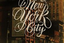 New York / All things I love about NY