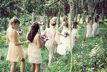 A Woodland Wedding / by Michael C. Fina