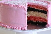 Cakes- Misc Layered / by Tracy B