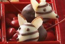 Candies- Chocolatey / by Tracy B