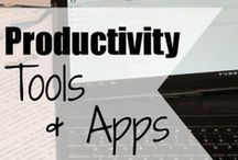 Productivity / The best apps, tools and techniques for achieving maximum productivity