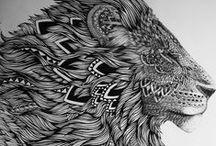 Tattoos anyone? / by Gloria Tonks
