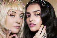 ELLE Beauty: Feestmake-up & kapsels / Maak je op voor de feestdagen!