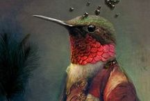 Fabulous Anthropomorphic Paintings