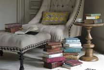 A Room With Books!!! / Books and Spaces / by Rae Lewis-Thornton