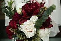 Marsala Weddings / Featuring the 2015 Pantone color of the year