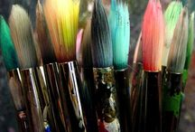 RLT Painting Inspiration! / I love art! And painting for me is soul work! / by Rae Lewis-Thornton