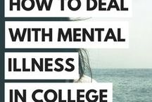 Mental Health Awareness Tips / Depression, anxiety and eating disorders are internal wars fought every day. This board is full of tips, worksheets, and other activities related to mental health awareness. The stigma ends with you!