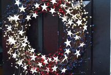 4th of July Party Ideas and Activities / Gather your friends and use these patriotic decorating, entertaining, and recipe ideas for this year's 4th of July celebration. Find 4th of July party ideas to inspire you, from food and drink recipes to American flag-themed decoration guides. These patriotic ideas will make your 4th of July party amazing.