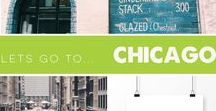 Let's Go To – Chicago / A guide on what to see, where to go, and what to eat in Chicago, the Windy City!