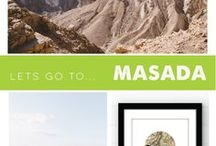 Let's Go To – Masada
