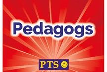Pedagogs / PTS are the UK's number one supplier of Pedagogs products, most of which are only available from PTS! Their award-winning designs and child-friendly, curriculum-conscious products are sure to be a hit in your classroom.