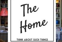 The Home / All things related to the home: Office, Kitchen, Bathroom, Living Room, Bedroom, Kids Room,  Dream Homes, Ideas, Improvements, DIY, decor, hacks, design, organization, Cozy, Rustic, Gym, Theater, Furniture, Decoration, Projects, Staging,  Cleaning, Tips and Tricks