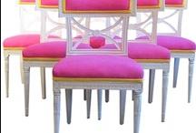 Furniture / by Amanda Saufley
