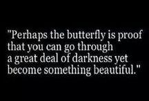 Quotes / by Sydney Halfmann