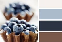 Colors / Color inspiration that encourages creativity.