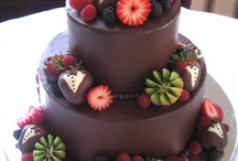 Tasty Delights / A selection of delectable foods I'd love to try, mmm!
