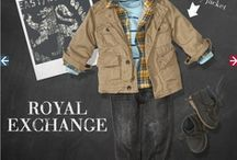 clothes for my boys!  / by Brittney Gideon