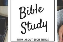 Bible Study / Welcome to the Bible Study Board! Here you will find pins geared towards study of God's word, Bible Lessons, Verses, Christian growth, Bible Study Plans. Bible Study for Women, Bible Study for Kids, Bible Study for Beginners, Bible Study Printables, Bible Study Journaling, Bible Reading Plans Bible Notebooking, and much more. Pin 5 times a day and repin at least 1.  If you would like to contribute to this board please follow me on pinterest and email me at: melissa@thinkaboutsuchthings.com