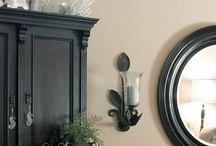 Painted-Black Furniture / by Sherian McCoy-Oakley