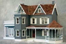 Dollhouses and Miniatures / It's a small world after all / by Kristi Stout-Champion