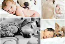 cuteness! (animals and kids :) / by Cortnie Benge