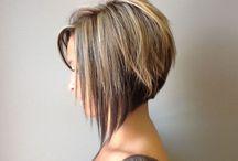Hairstyles / by Kristi Stout-Champion